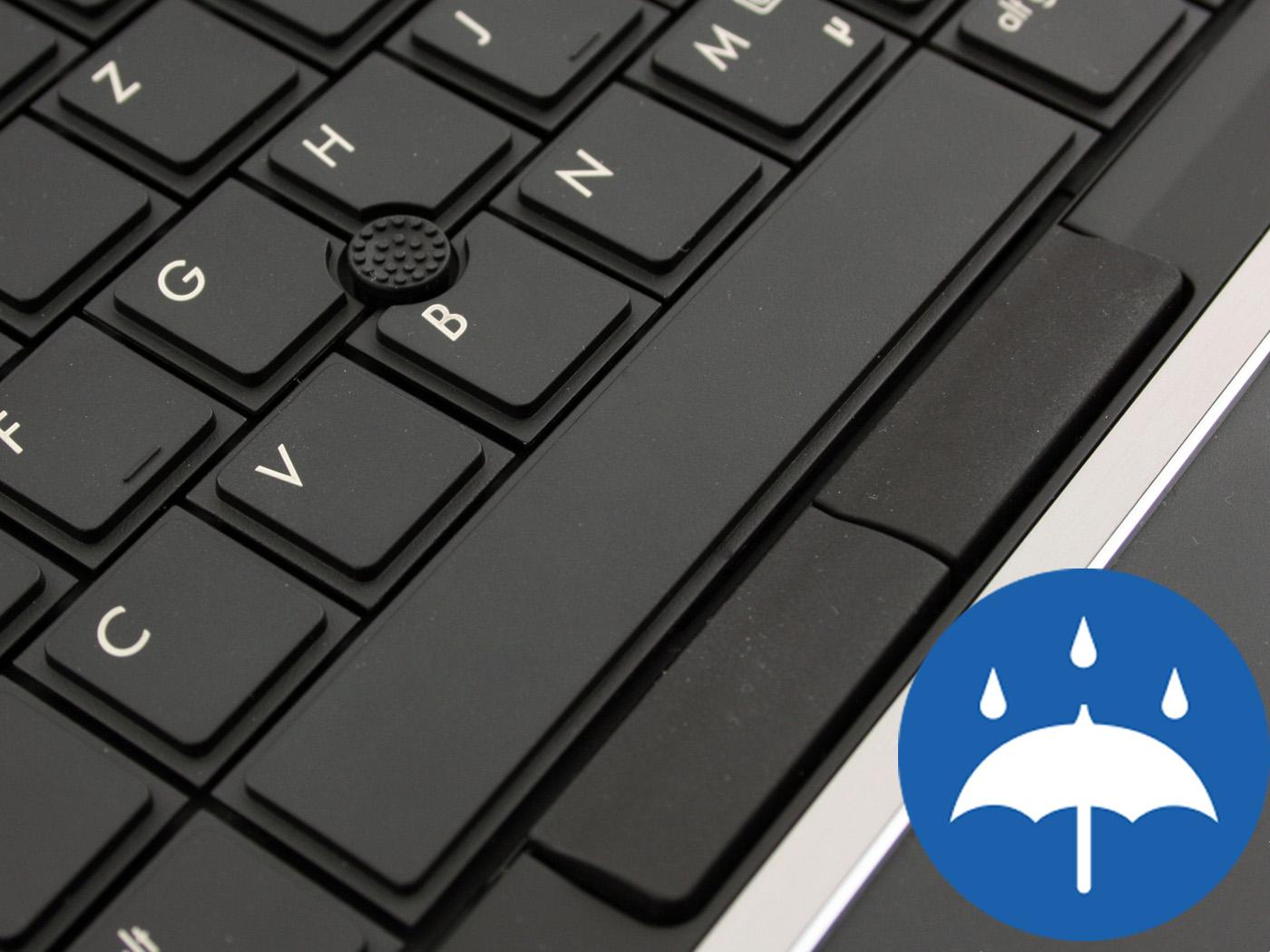 spill free keyboard