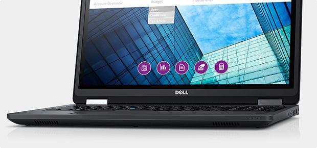 Dell Latitude E5570