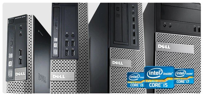 Dell Optiplex 7010 Intel Core 3rd gen