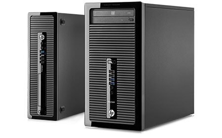 HP Prodesk 400 series