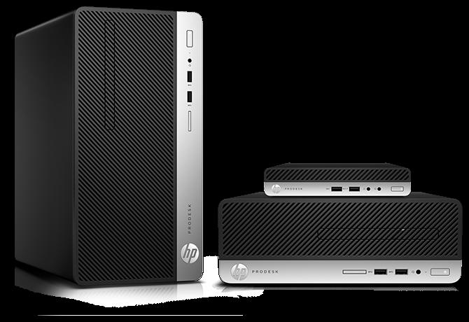 HP Profesk 400 G4