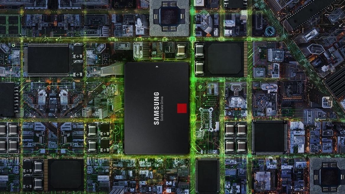 Samsung 860 Pro V-Nand SSD