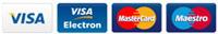 Plata on-line Visa Mastercard