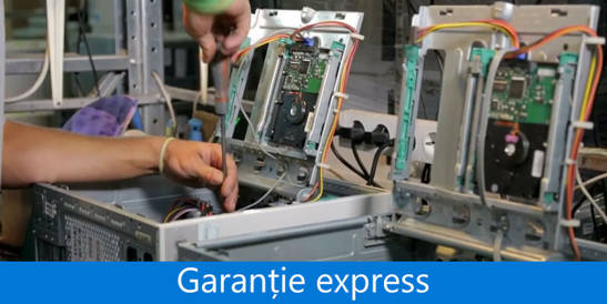 Servicii de garantie express