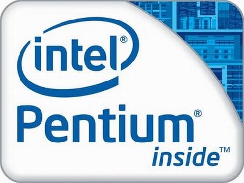 intel pentium dual