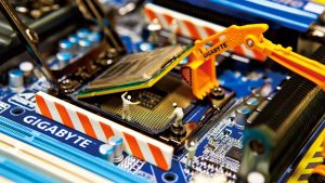 dolls installing processors