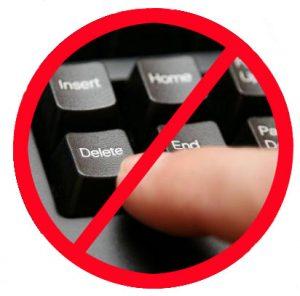 Don't Delete!